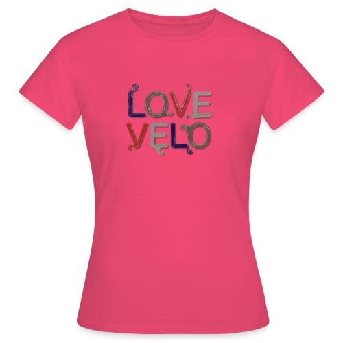 LOVEVELO - T-shirt Femme