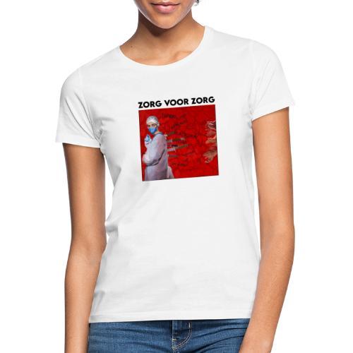 S Zorg voor Zorg - Vrouwen T-shirt