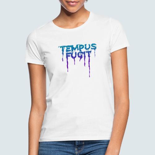 Tempus Fugit - Frauen T-Shirt