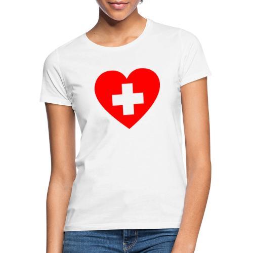 first aid - Women's T-Shirt