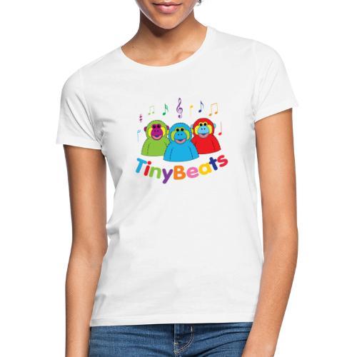 TinyBeats - Women's T-Shirt