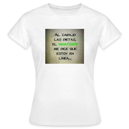 IMG 20190618 163437 - Camiseta mujer