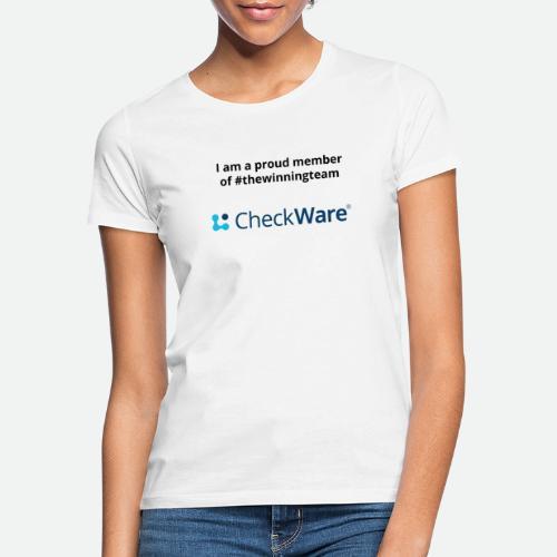 #thewinningteam - Women's T-Shirt