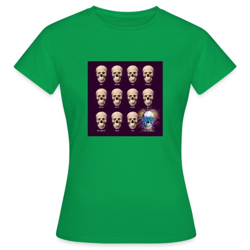 Pegasus - Dame-T-shirt