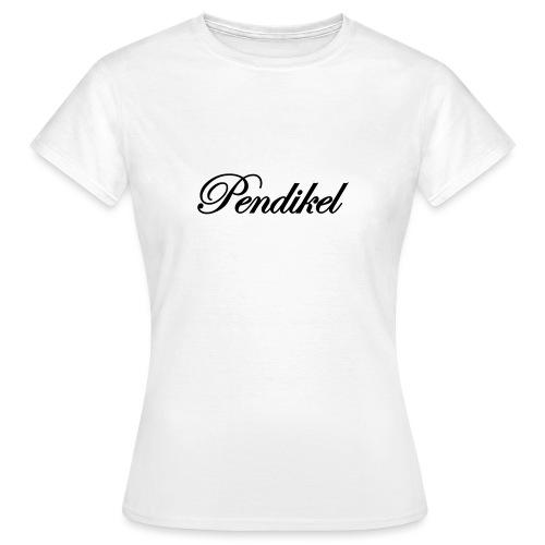 Pendikel Schriftzug (offiziell) T-Shirts - Frauen T-Shirt