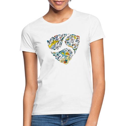 NEM cryptocurrency logo - Vrouwen T-shirt