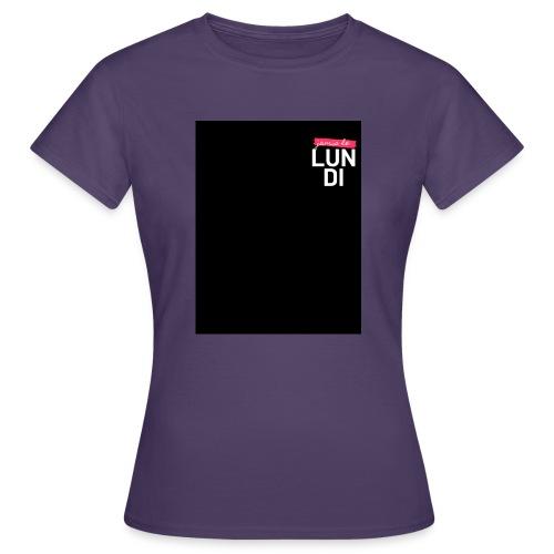 LUNDI - T-shirt Femme