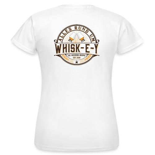 Alles rund um Whisk e y - Frauen T-Shirt