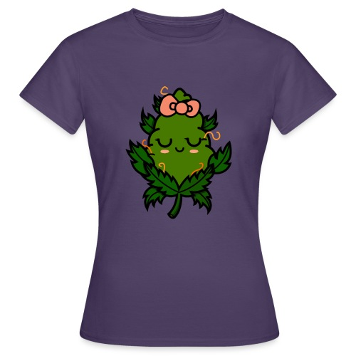 Ms. Weed Nug - Camiseta mujer