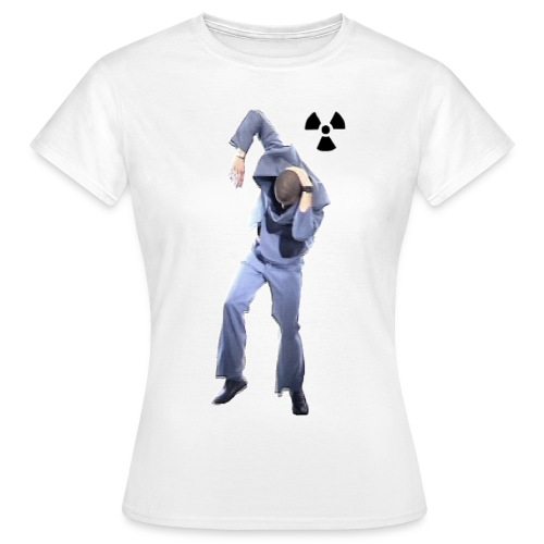CHERNOBYL CHILD - HOW TO DANCE AT A RAVE - T-shirt dam