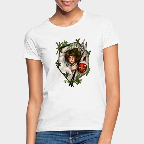 Geneworld - Mononoke - T-shirt Femme