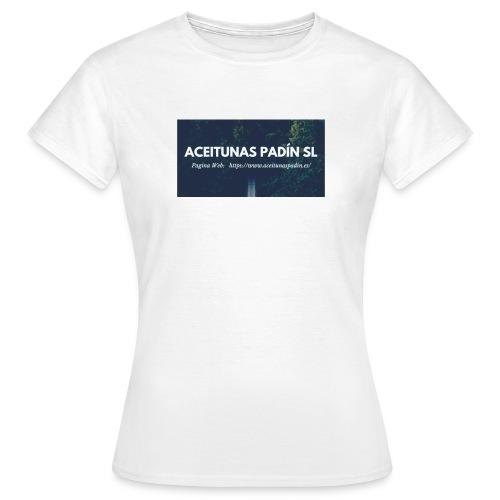 ACEITUNAS PADIN SL - Camiseta mujer