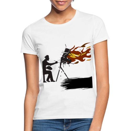 Official Canvas Short Film Poster - Women's T-Shirt
