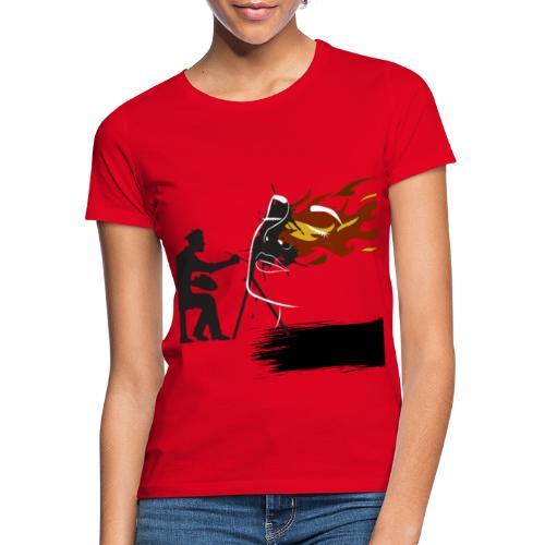 Official Canvas Short Film Poster - Women's T-Shirt