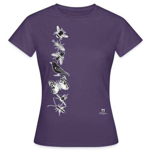Polinizadores - Camiseta mujer
