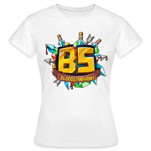 BS Logo2 2 png - T-shirt Femme