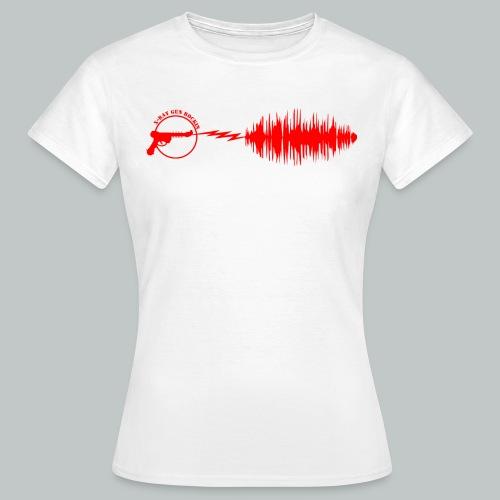 X-Ray Gun Rockin - Women's T-Shirt