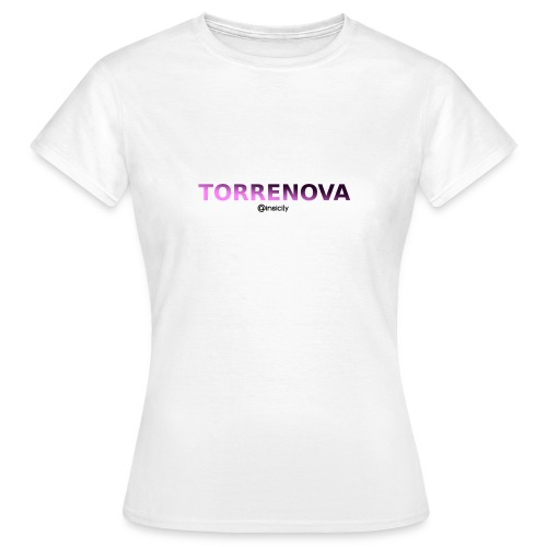 Torrenova - Maglietta da donna