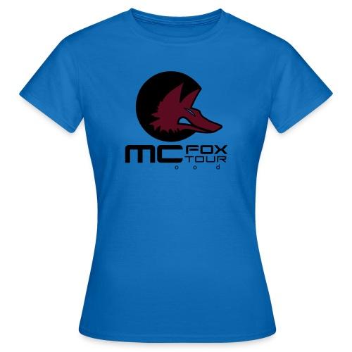 fox - Dame-T-shirt