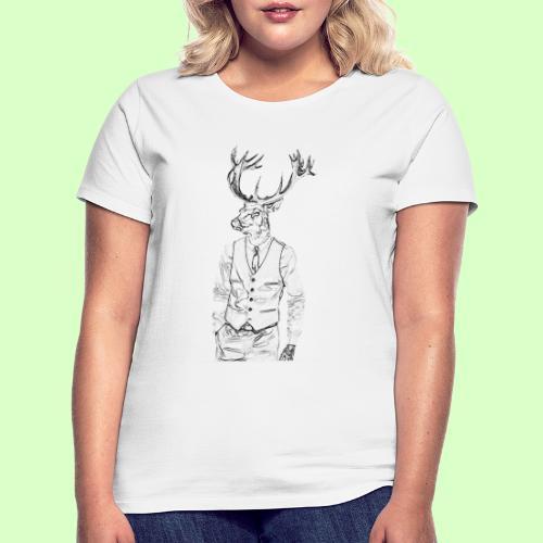 DEER STYLE!! - Camiseta mujer