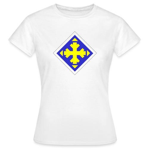 Mäksäreppu, vaalean sininen - Naisten t-paita