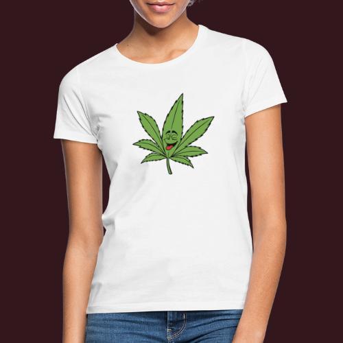 Weed - T-shirt Femme