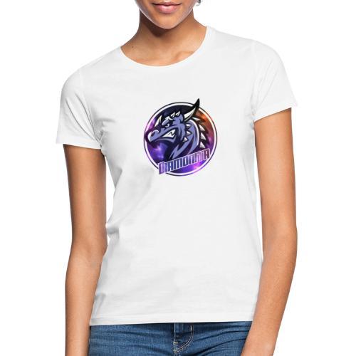 DIa Logo - Dame-T-shirt