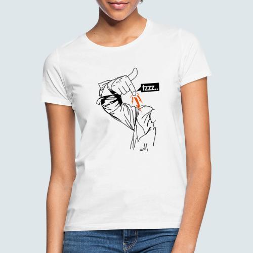 handtzzz - Frauen T-Shirt