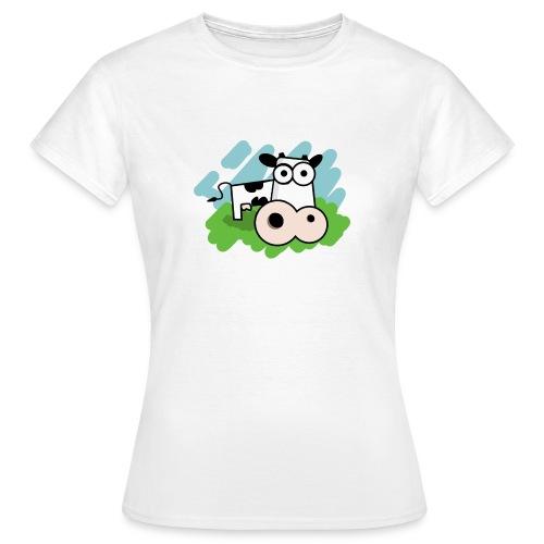 Koe Eemnes Bruist - Vrouwen T-shirt