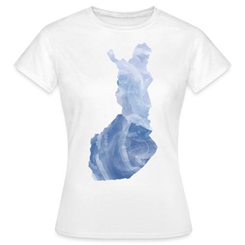 Suomi Finland - Naisten t-paita