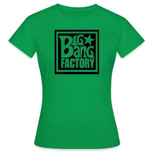 LOGOSTARBLACKBIGPNG png - T-shirt Femme