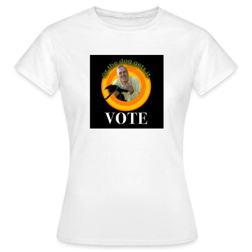 jcvote3 - Women's T-Shirt