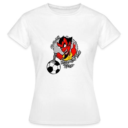 ontwerp_vrijgezellen3 - Vrouwen T-shirt