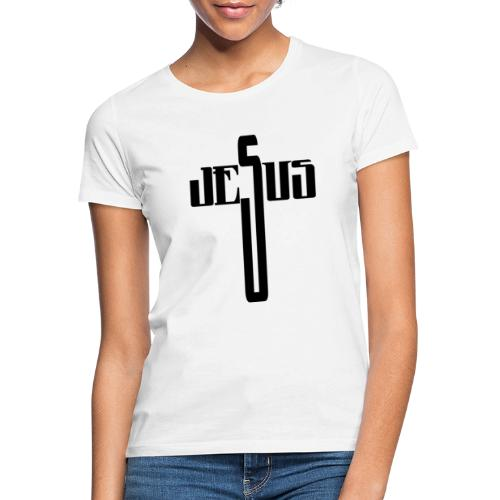 Jesus - Frauen T-Shirt