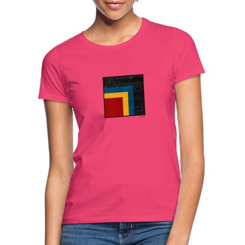 Boxed 004 - Frauen T-Shirt