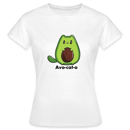 Gatto avocado - Avo - cat - o tutti i motivi - Maglietta da donna