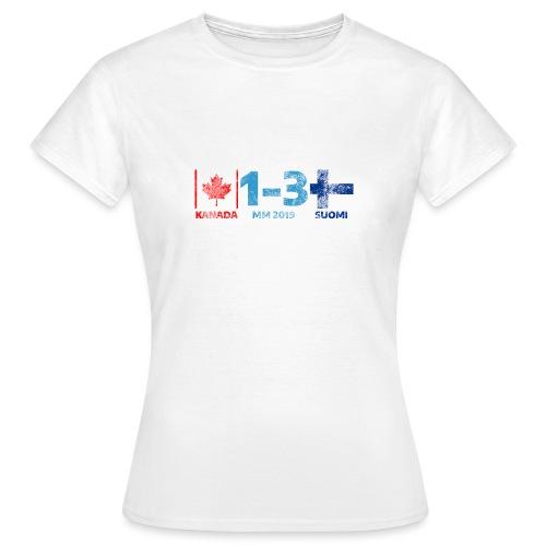 grunge-suomi3-kanada-1_2 - Naisten t-paita