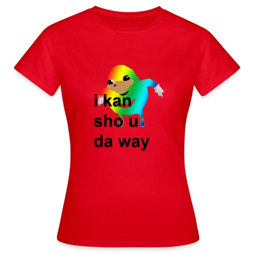 uganda - Naisten t-paita
