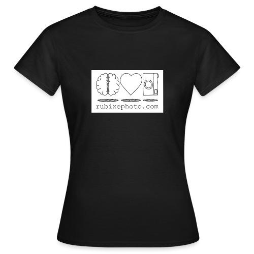 Rubixephoto - Camiseta mujer