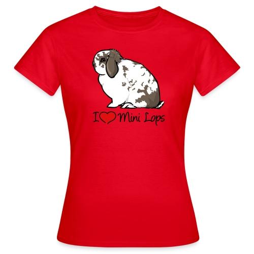 _minilopUK - Women's T-Shirt