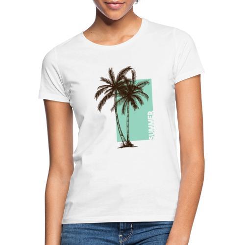 T-shirt summer - T-shirt Femme