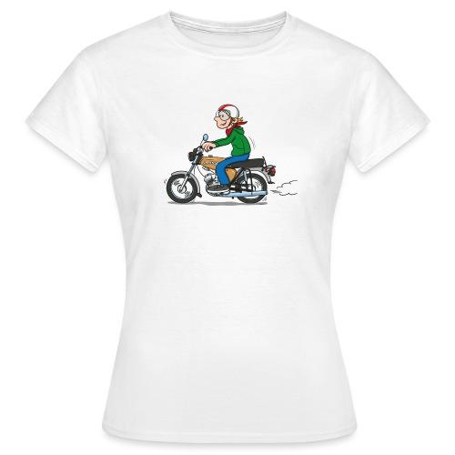 S50 Fahrer - Frauen T-Shirt