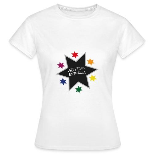 estrella - Camiseta mujer