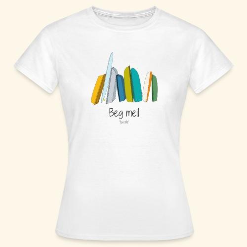Beg Meil La cale - T-shirt Femme