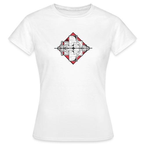 Horizon architecty - T-shirt Femme