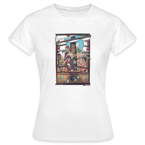 les pirates - T-shirt Femme