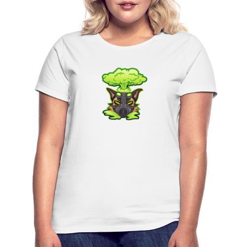 Atom Mutts - Naisten t-paita