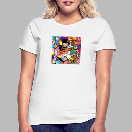 Vunky Vresh Vantastic - Vrouwen T-shirt
