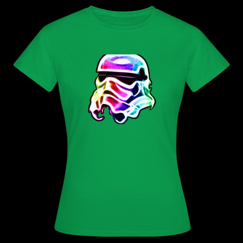 Rainbow Stormtrooper - Women's T-Shirt
