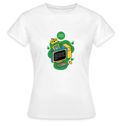 Code Club T-Shirt - Women's T-Shirt